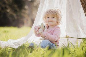 child, cute, nature