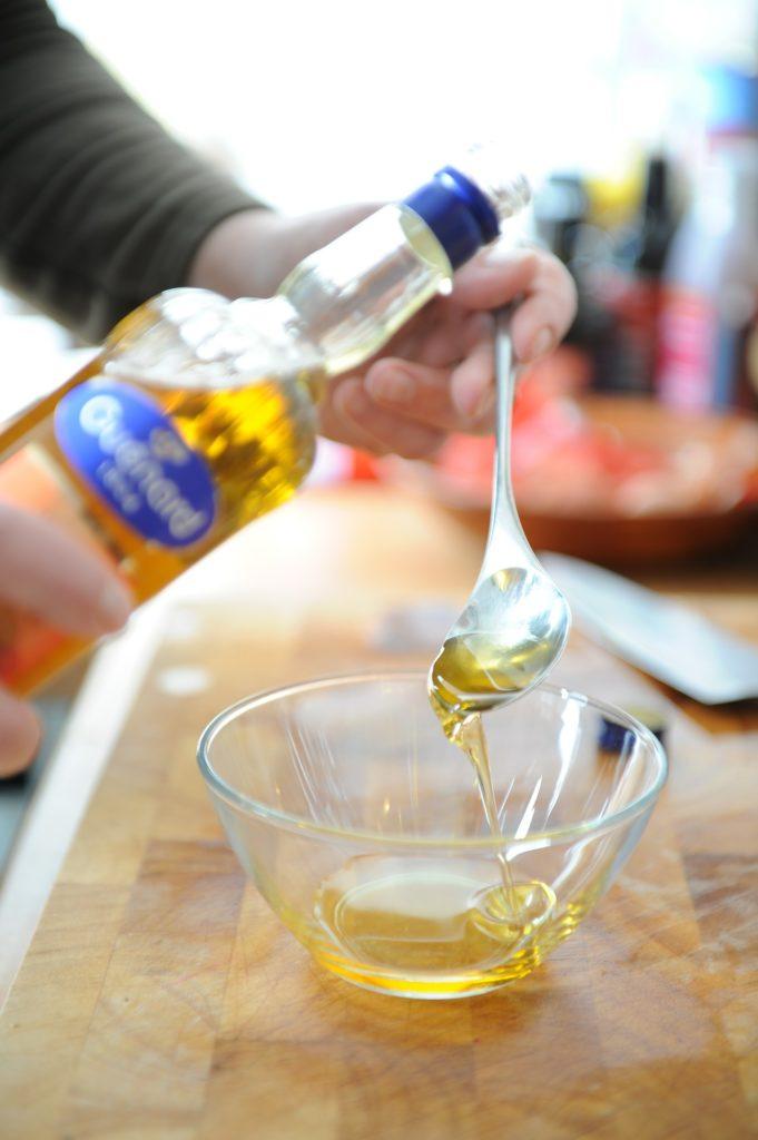 huile alimentation